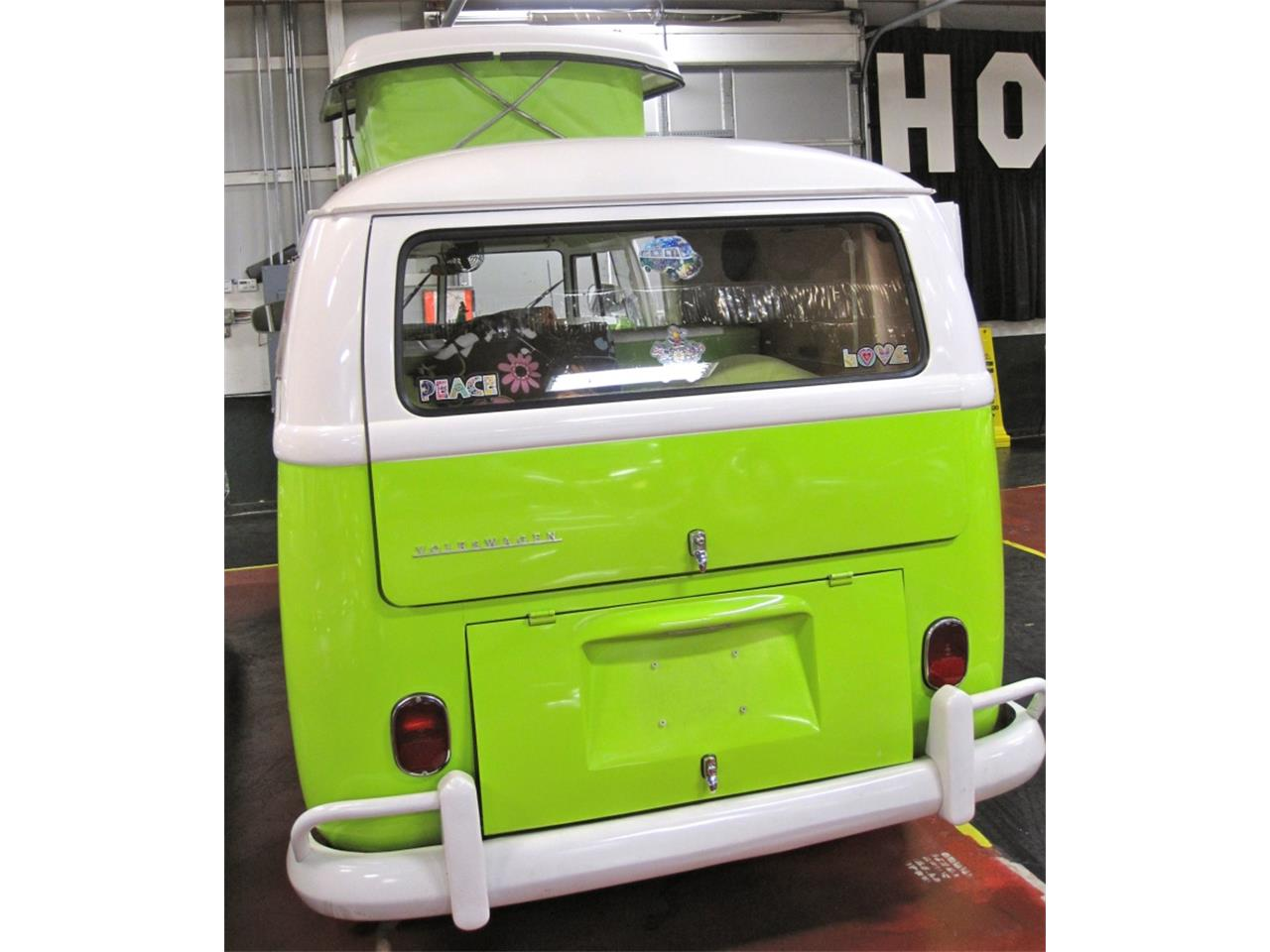 Large Picture of Classic 1967 Westfalia Camper Auction Vehicle - PNJT