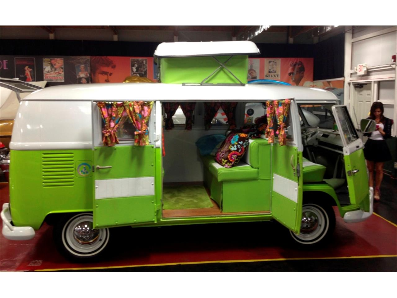 Large Picture of 1967 Westfalia Camper located in Utah Auction Vehicle - PNJT