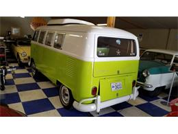 Picture of '67 Volkswagen Westfalia Camper Auction Vehicle - PNJT