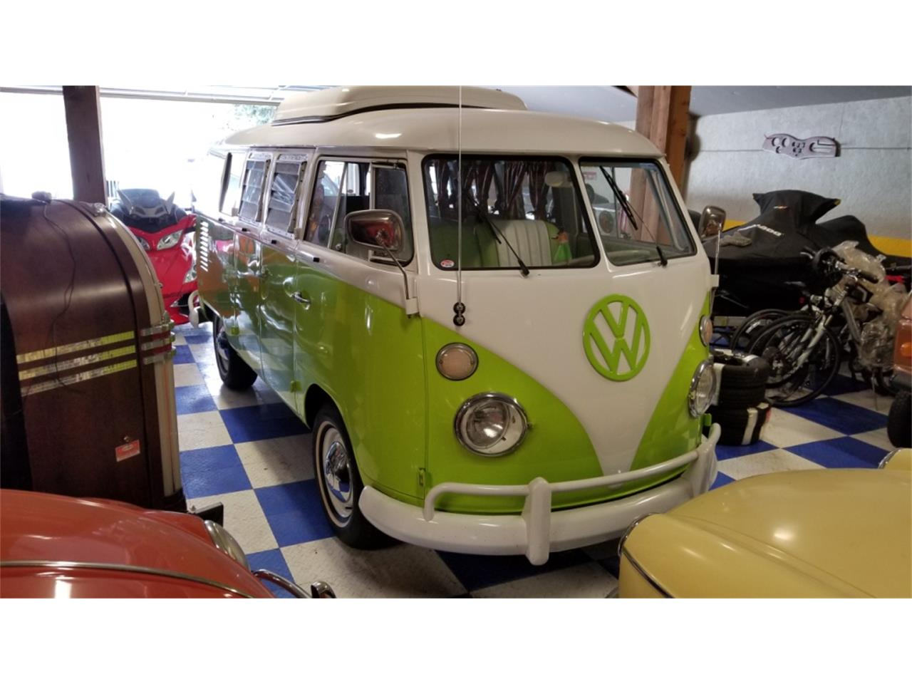 Large Picture of '67 Westfalia Camper located in Salt Lake City Utah Auction Vehicle - PNJT