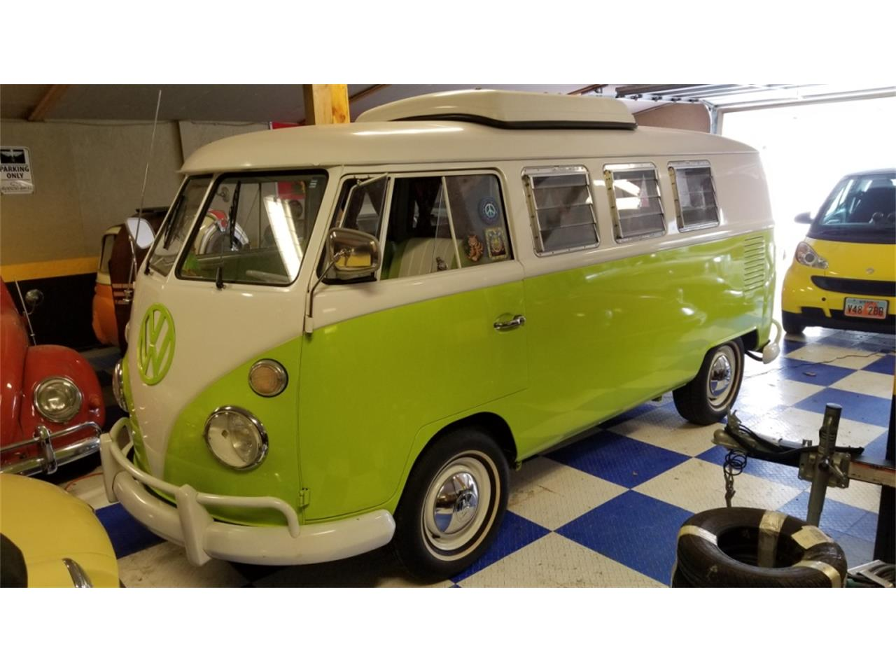 Large Picture of '67 Westfalia Camper located in Utah Offered by Classic Car Auction Group - PNJT