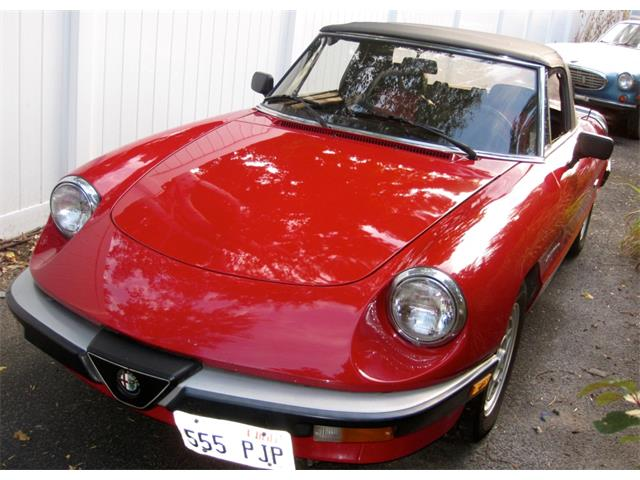 Picture of 1988 Alfa Romeo 2000 Spider Veloce located in Utah Auction Vehicle Offered by  - PNKH