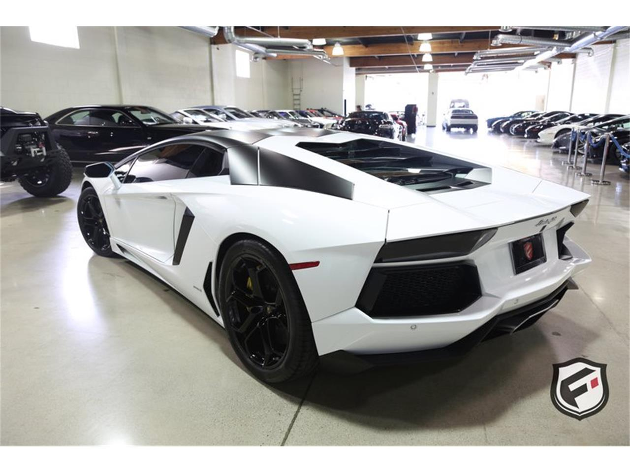 Large Picture of '13 Aventador Offered by Fusion Luxury Motors - PNKJ