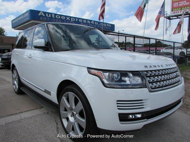 Picture of 2013 Range Rover located in Orlando Florida - $43,999.00 Offered by  - PNKT