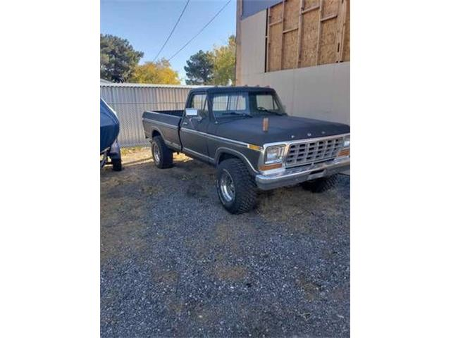 1978 ford f250 460 specs