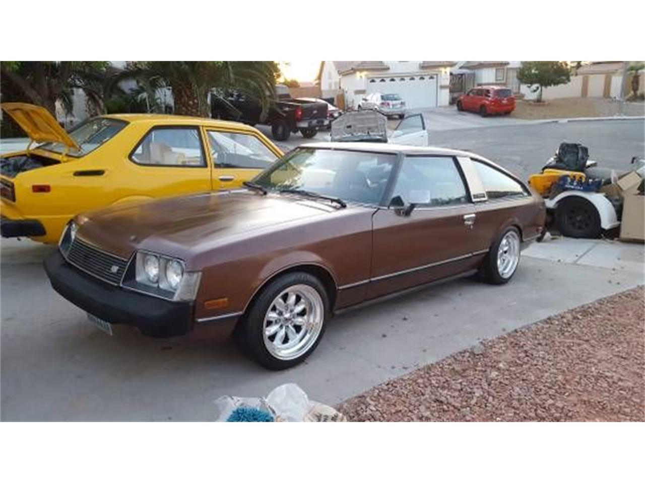 Large Picture of 1978 Toyota Celica located in Cadillac Michigan - PNLK