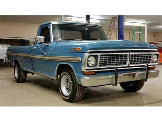 1970 ford f100 for sale on classiccars com1970 Ford F100 Pickup Truck #6
