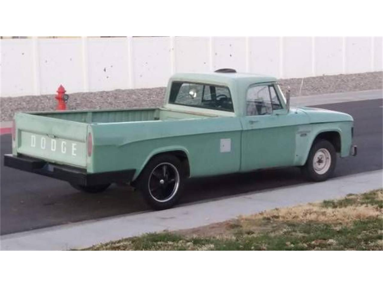 Large Picture of '68 Pickup - PNM2