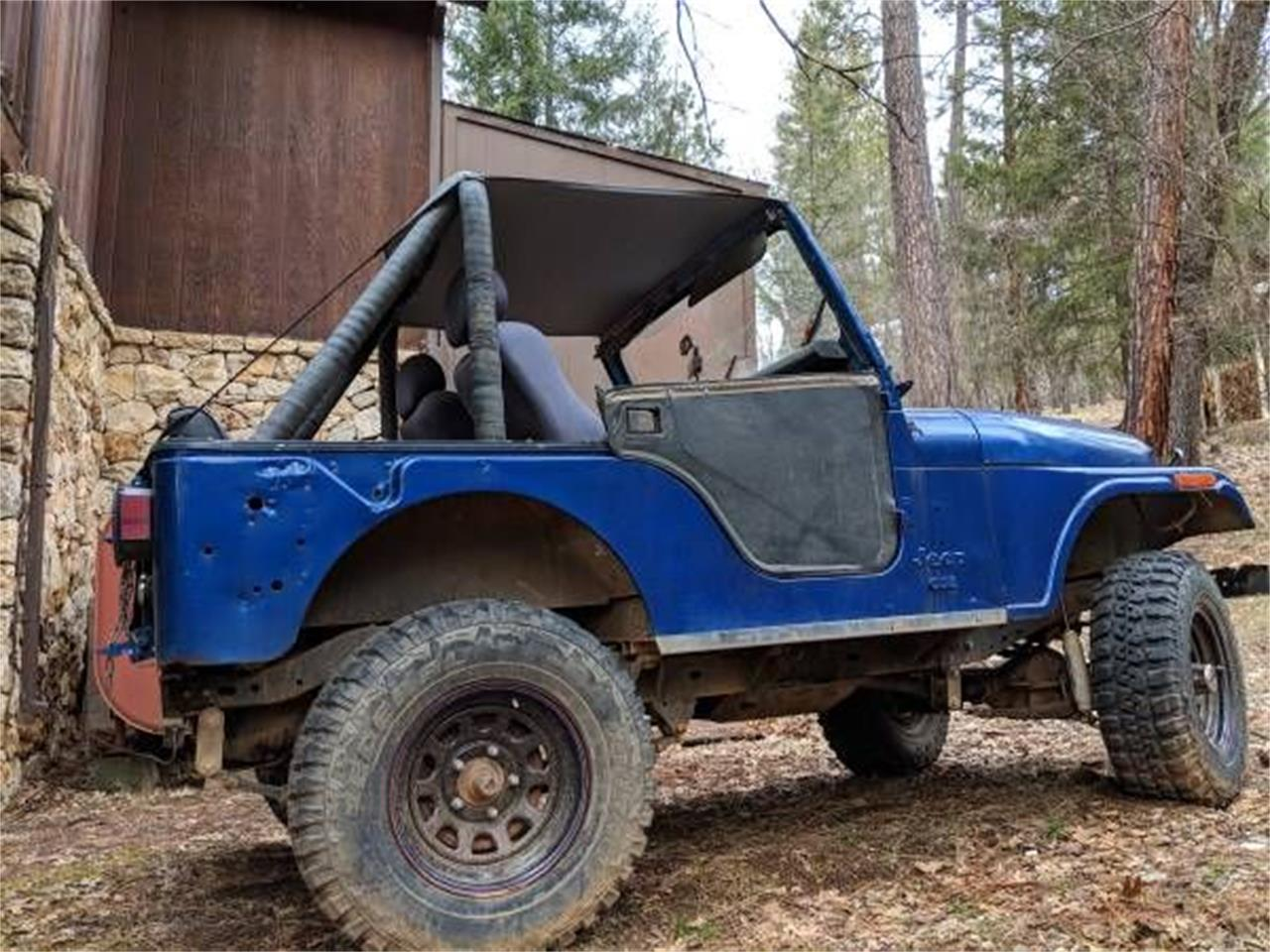 Large Picture of 1976 Jeep CJ5 Offered by Classic Car Deals - PNMJ