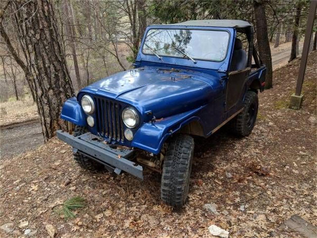 Large Picture of 1976 CJ5 - $6,495.00 - PNMJ
