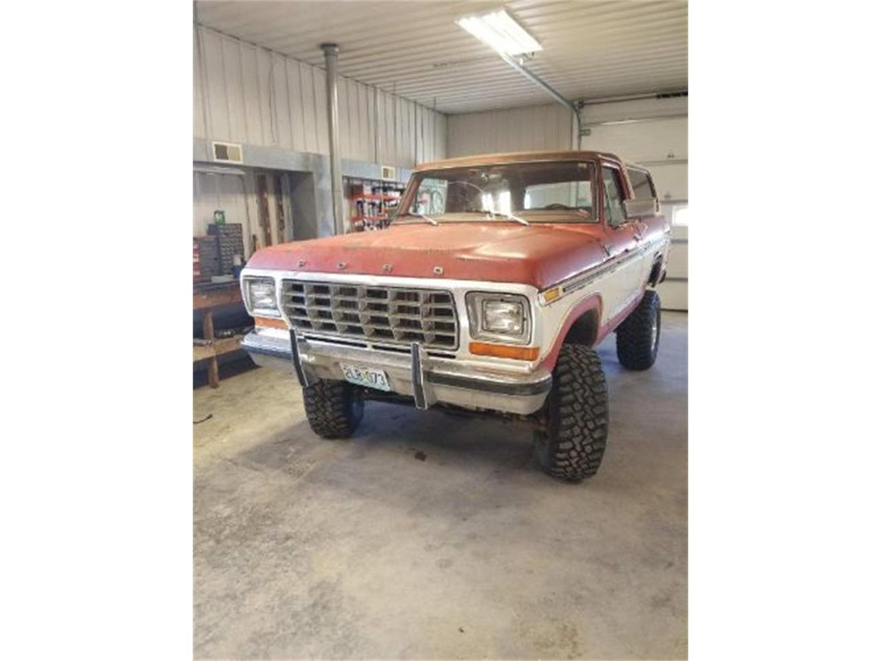 Large Picture of '78 Bronco - PNMT