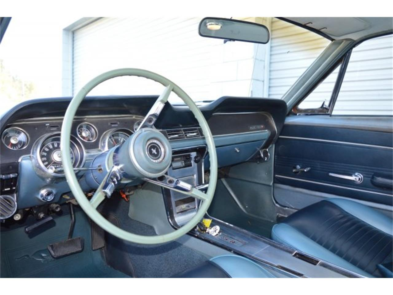 Large Picture of Classic '67 Mustang - PNN6
