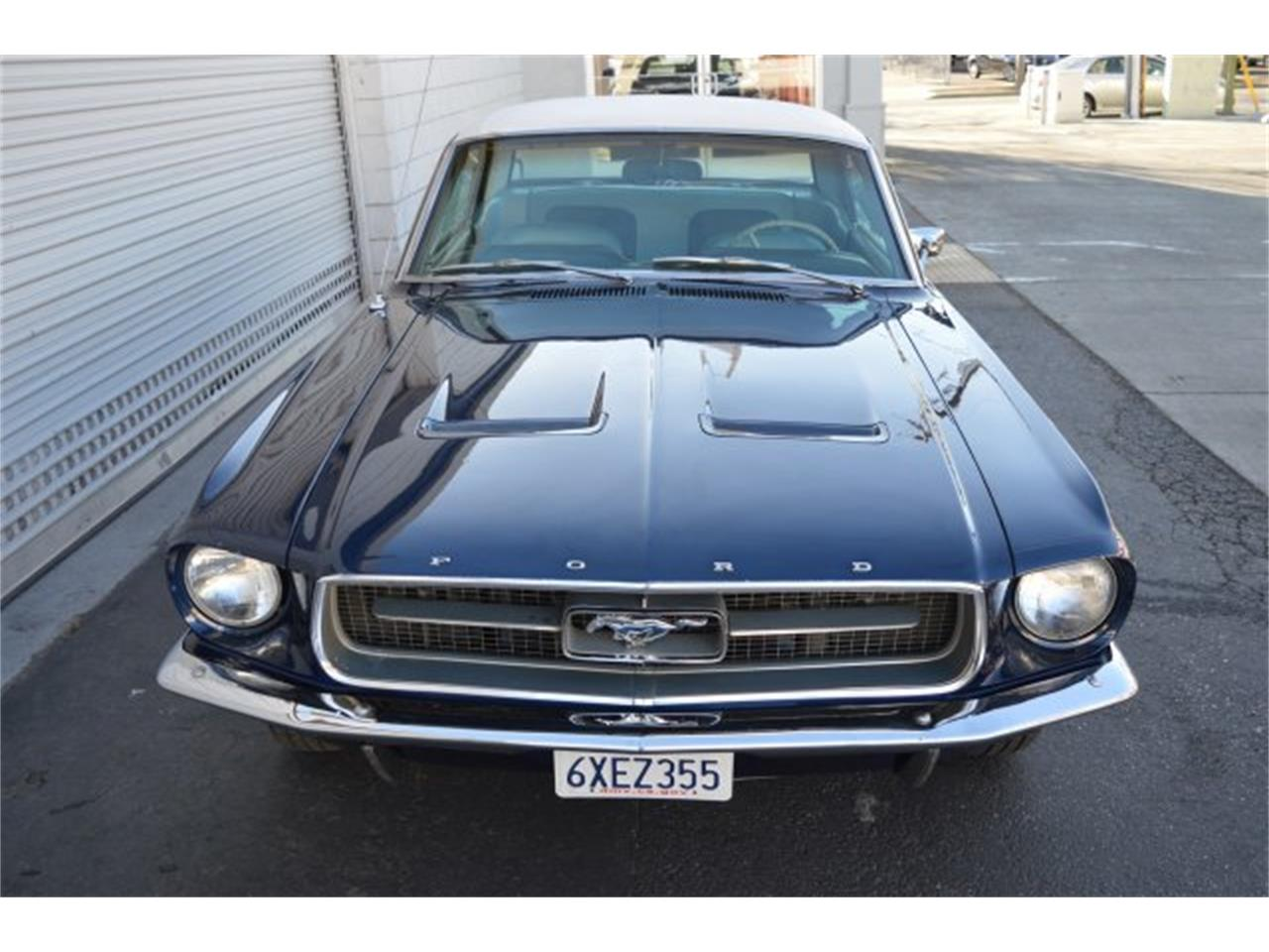 Large Picture of 1967 Mustang Offered by American Motors Customs and Classics - PNN6