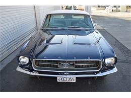 Picture of Classic '67 Ford Mustang located in California - $24,900.00 Offered by American Motors Customs and Classics - PNN6