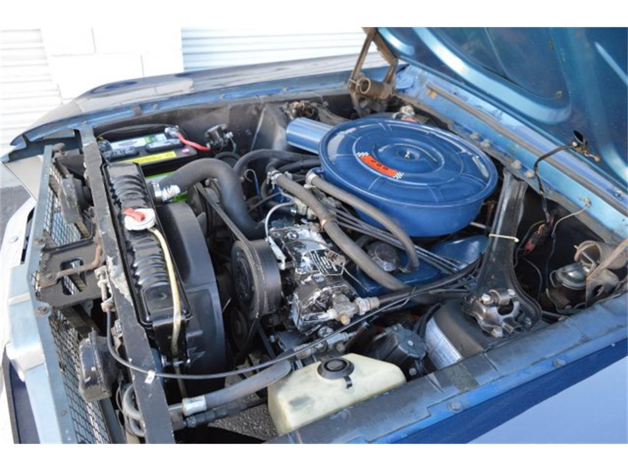 Large Picture of '67 Ford Mustang Offered by American Motors Customs and Classics - PNN6