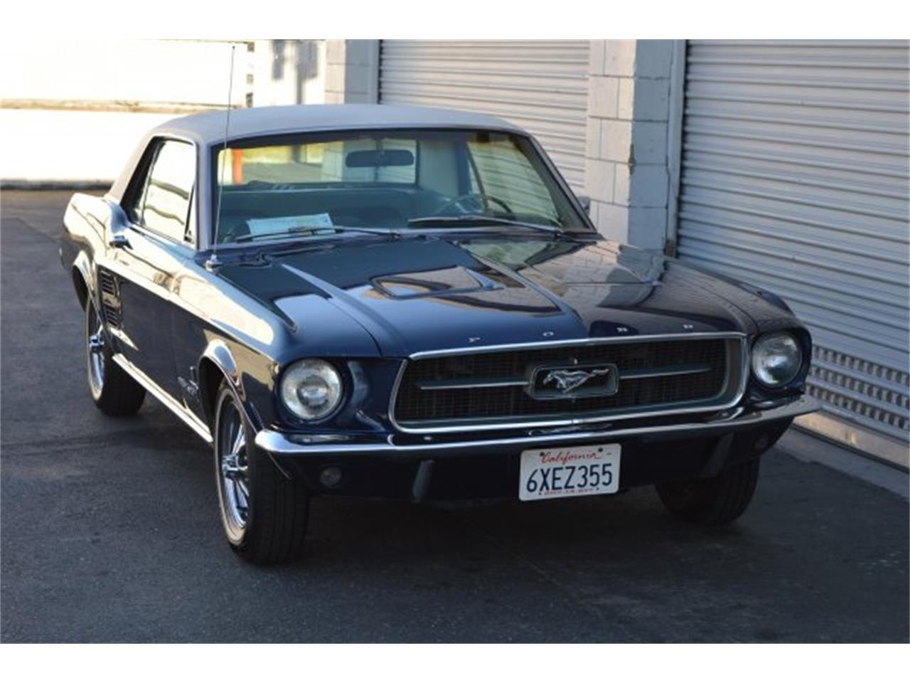 Large Picture of '67 Mustang located in California Offered by American Motors Customs and Classics - PNN6