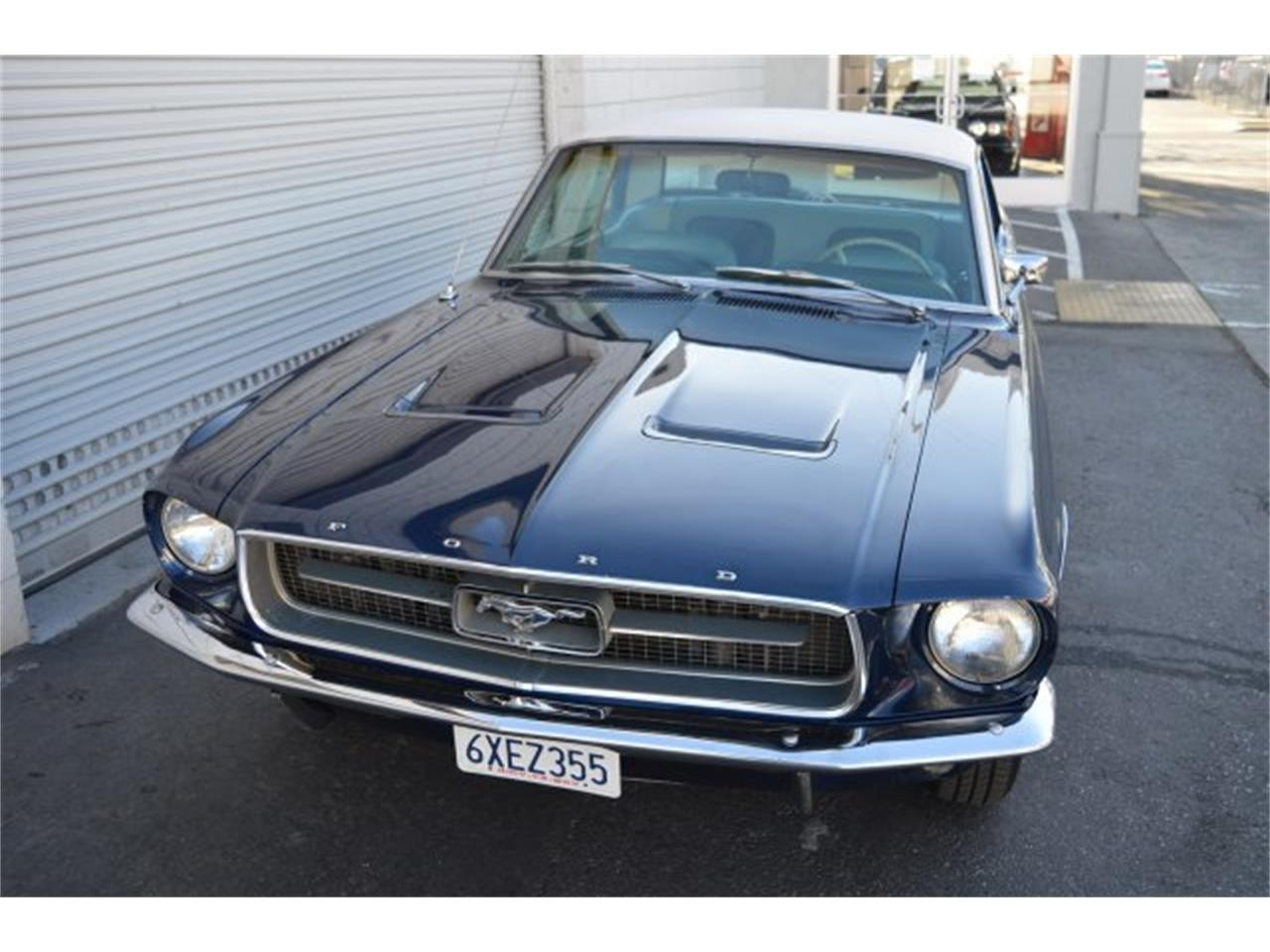 Large Picture of Classic 1967 Mustang located in California - $24,900.00 Offered by American Motors Customs and Classics - PNN6