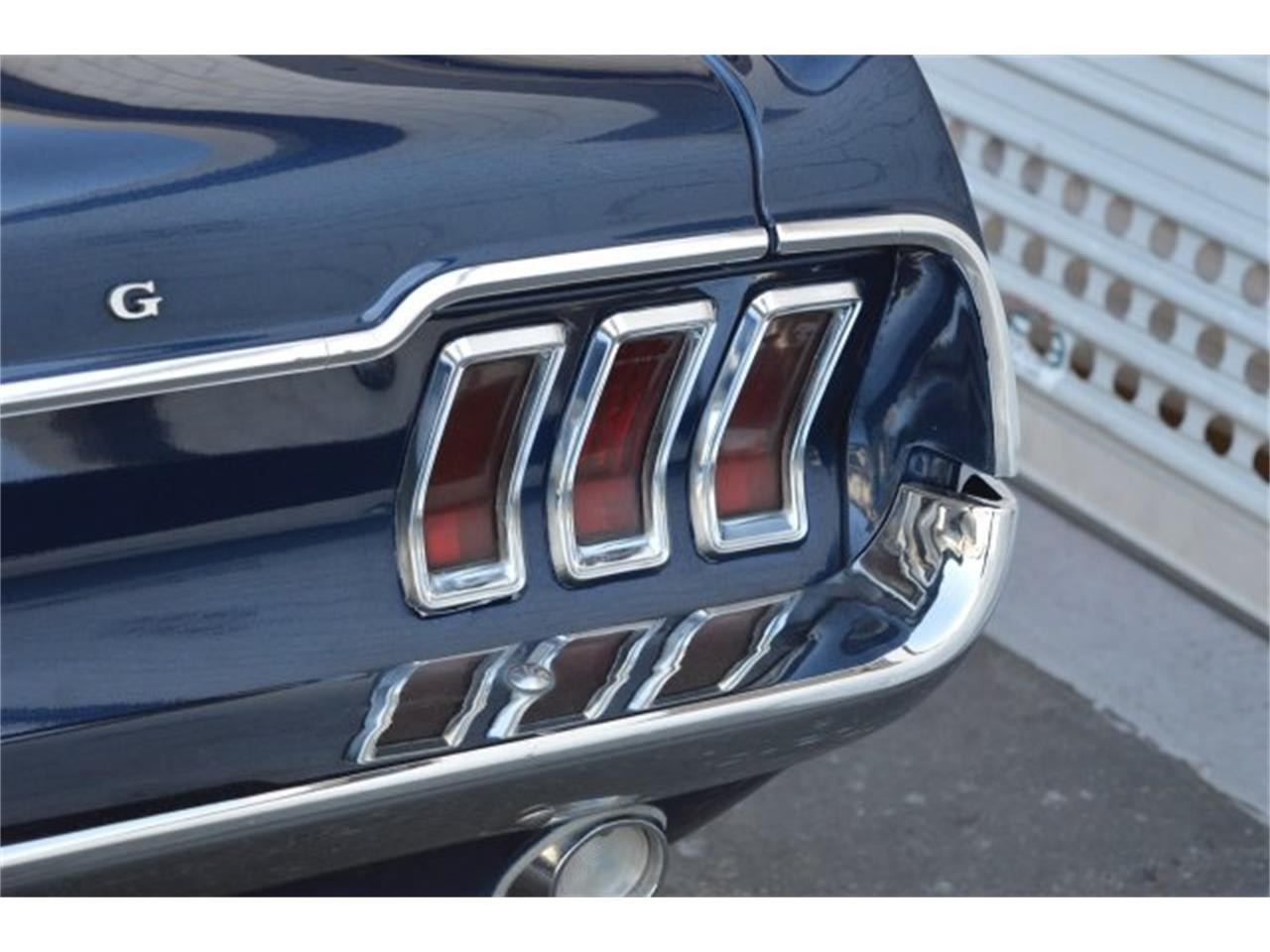 Large Picture of Classic '67 Mustang Offered by American Motors Customs and Classics - PNN6
