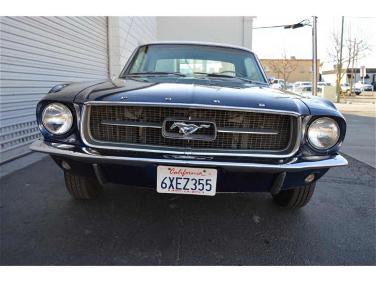 Large Picture of Classic '67 Mustang located in San Jose California - $24,900.00 - PNN6
