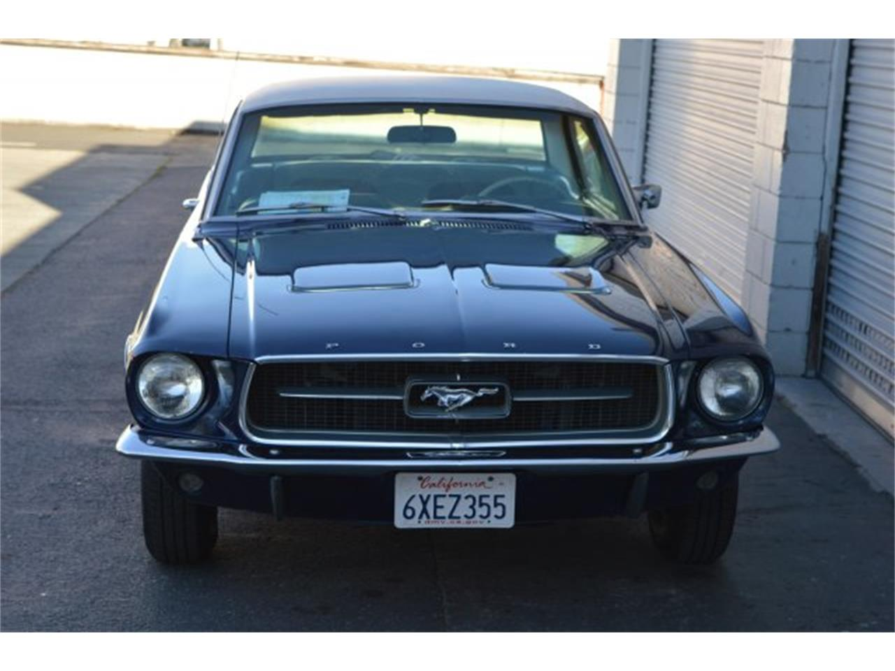 Large Picture of Classic '67 Ford Mustang - PNN6
