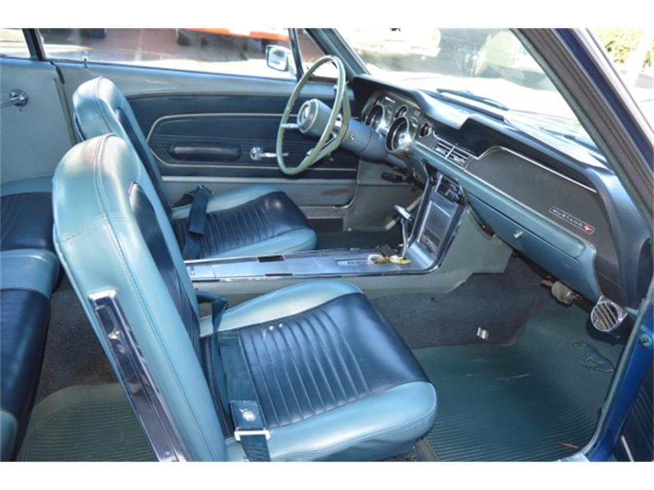 Large Picture of 1967 Mustang located in San Jose California - PNN6