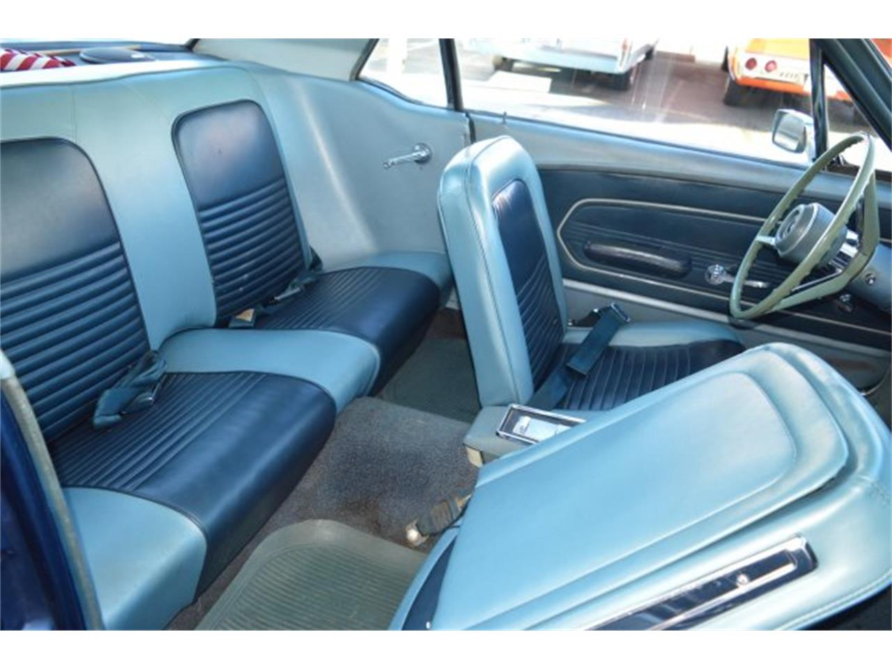 Large Picture of '67 Mustang Offered by American Motors Customs and Classics - PNN6