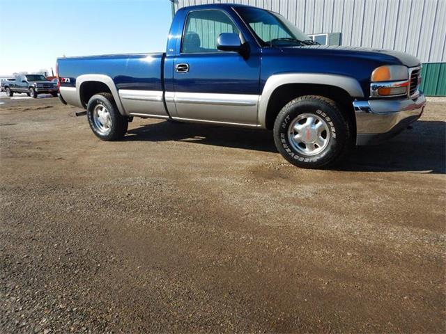Picture of '00 Sierra - PNNI
