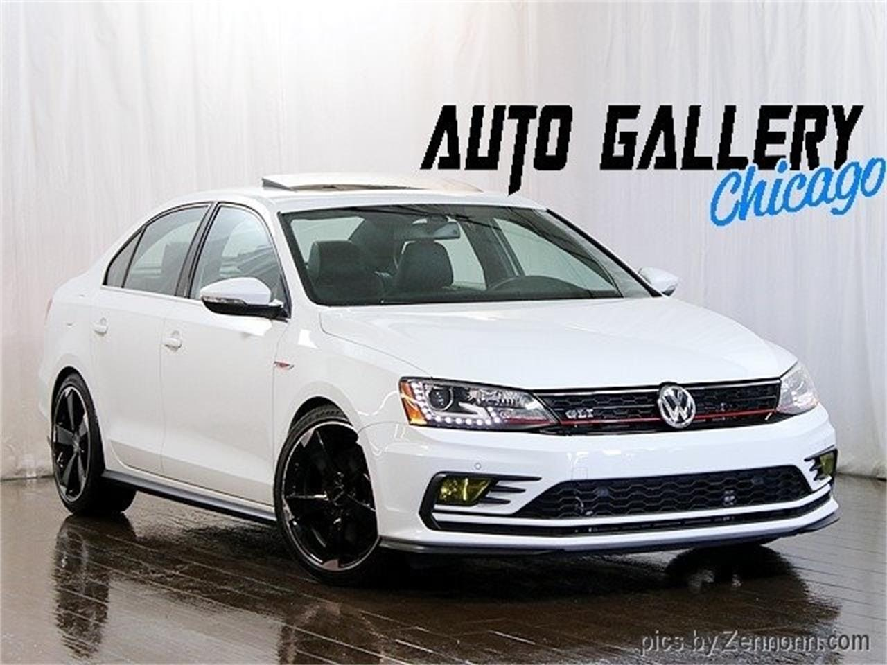 Large Picture of '16 Volkswagen Jetta located in Illinois Offered by Auto Gallery Chicago - PNNN