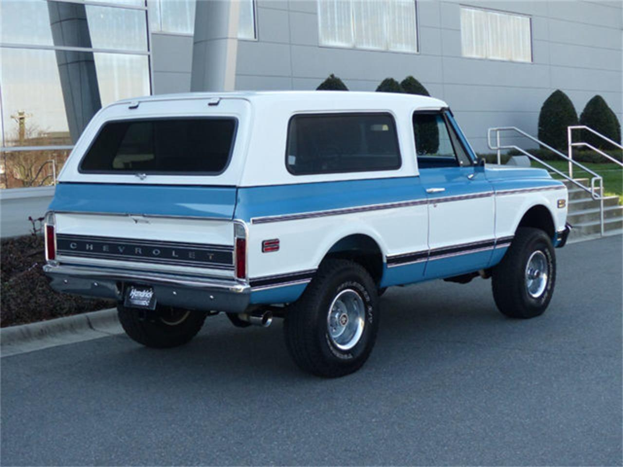 Large Picture of '72 Blazer - PNNU