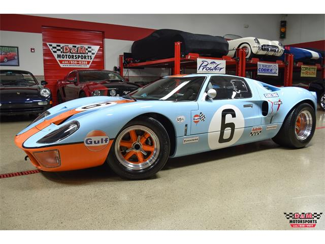 Picture of '69 GT40 - PNO6