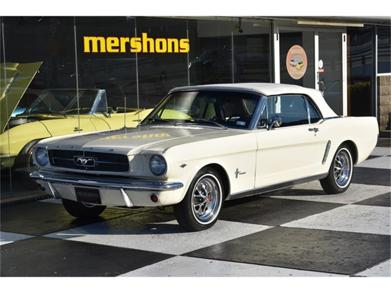 Large Picture of '65 Mustang - PNO7