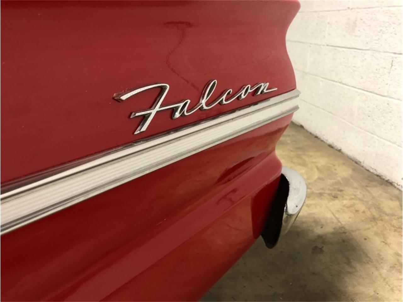 Large Picture of '63 Falcon - PNO8