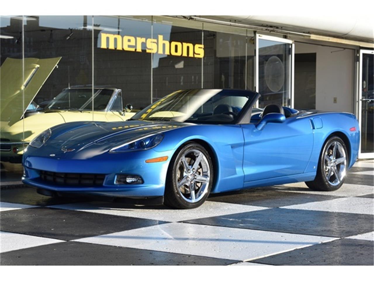 2008 Corvette For Sale >> For Sale 2008 Chevrolet Corvette In Springfield Ohio