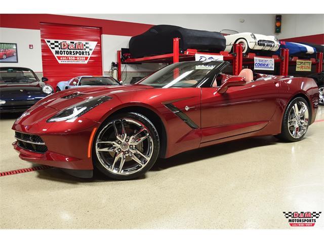 Picture of '18 Corvette - PNOF