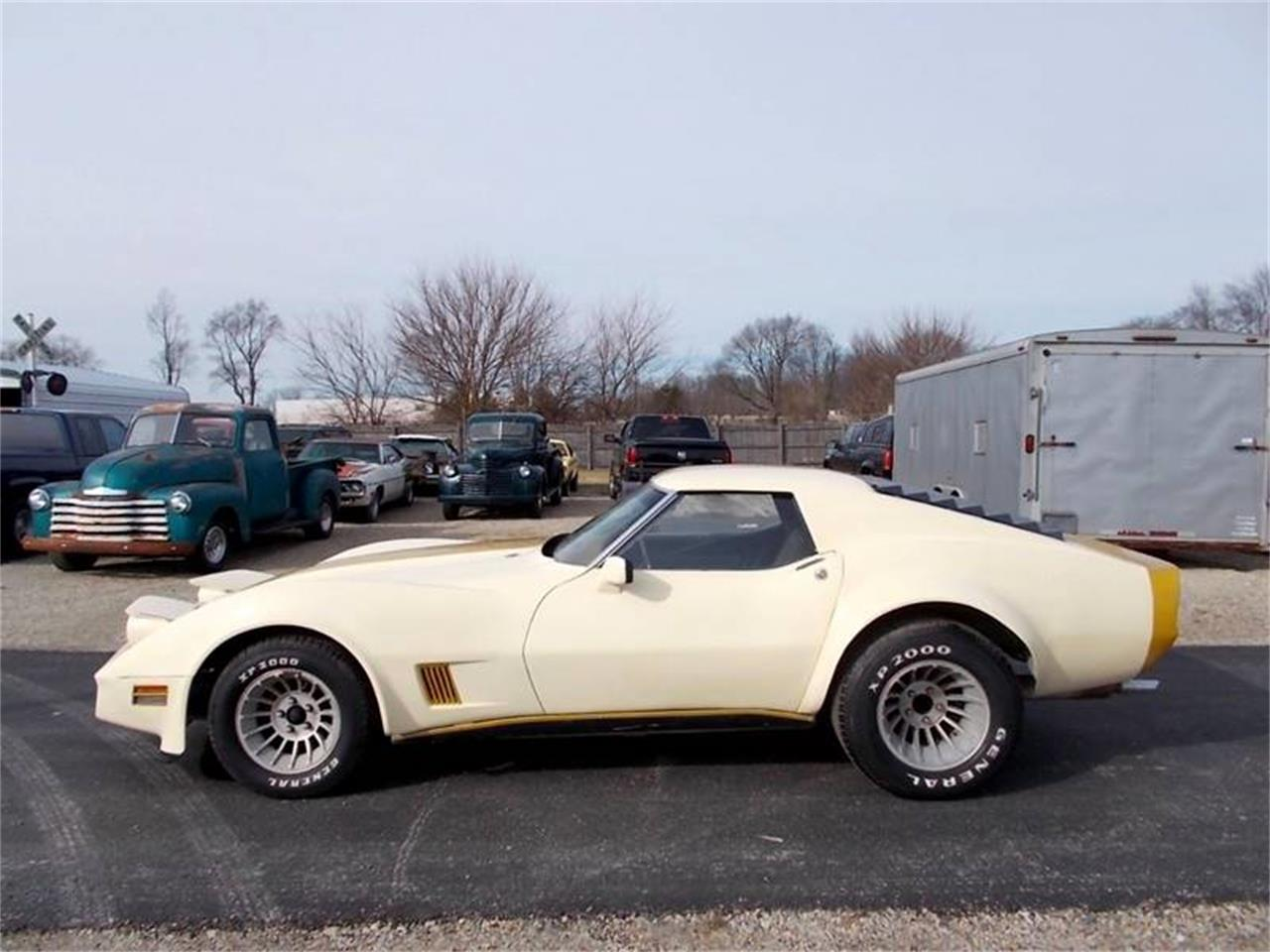 Large Picture of Classic '68 Corvette located in Knightstown Indiana Offered by 500 Classic Auto Sales - PNOL