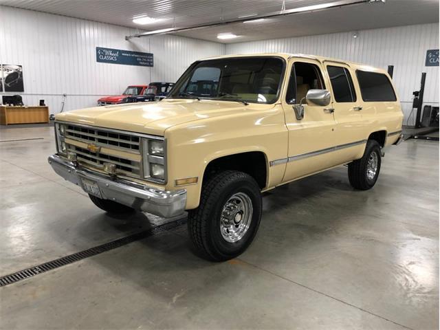 Picture of 1988 Chevrolet Suburban - PNOW