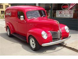 Picture of Classic 1940 Panel Truck located in Ohio - $39,900.00 - PNPA