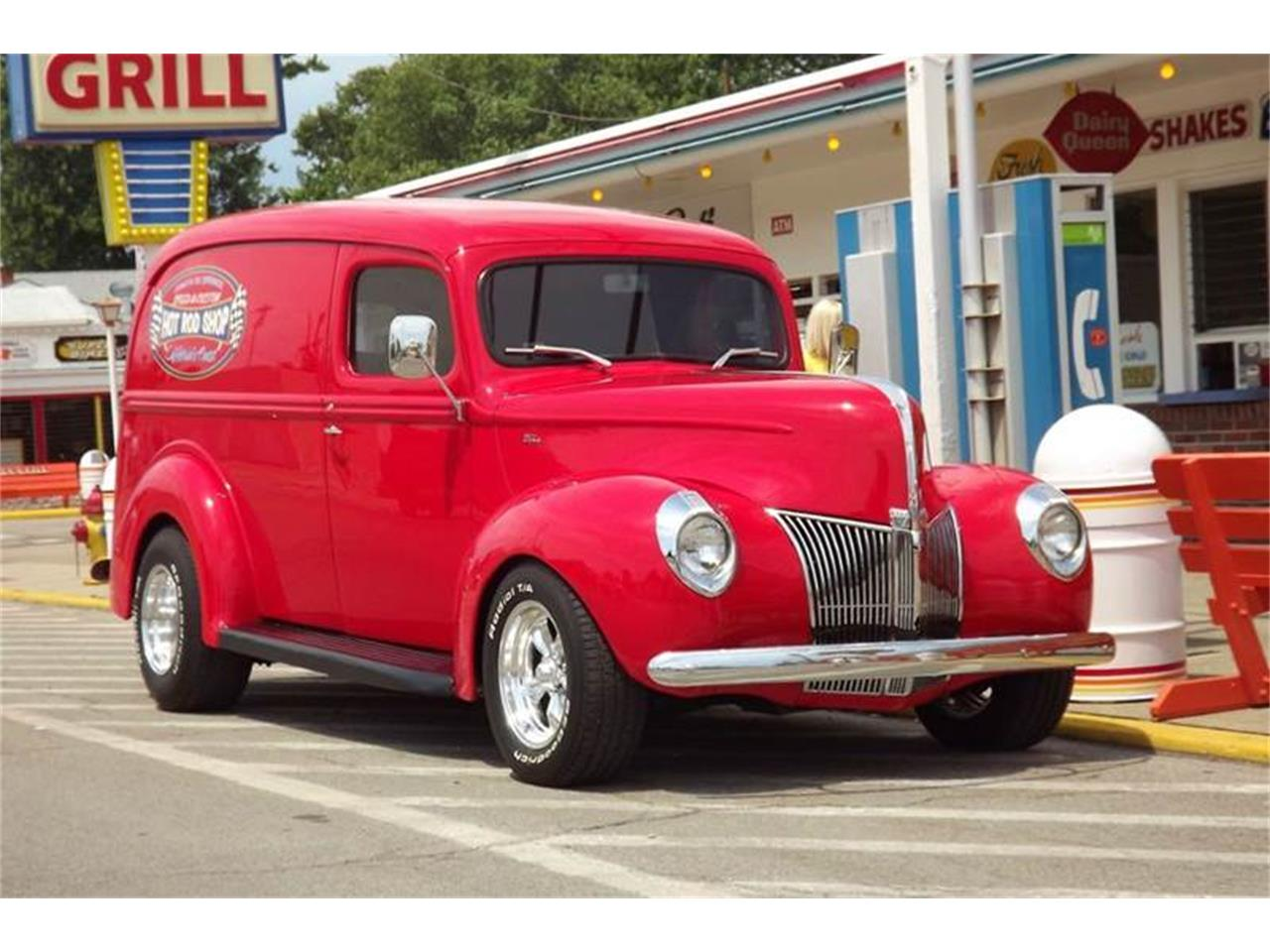 Large Picture of '40 Panel Truck located in Ohio - $39,900.00 Offered by Pro Muscle Car Inc. - PNPA