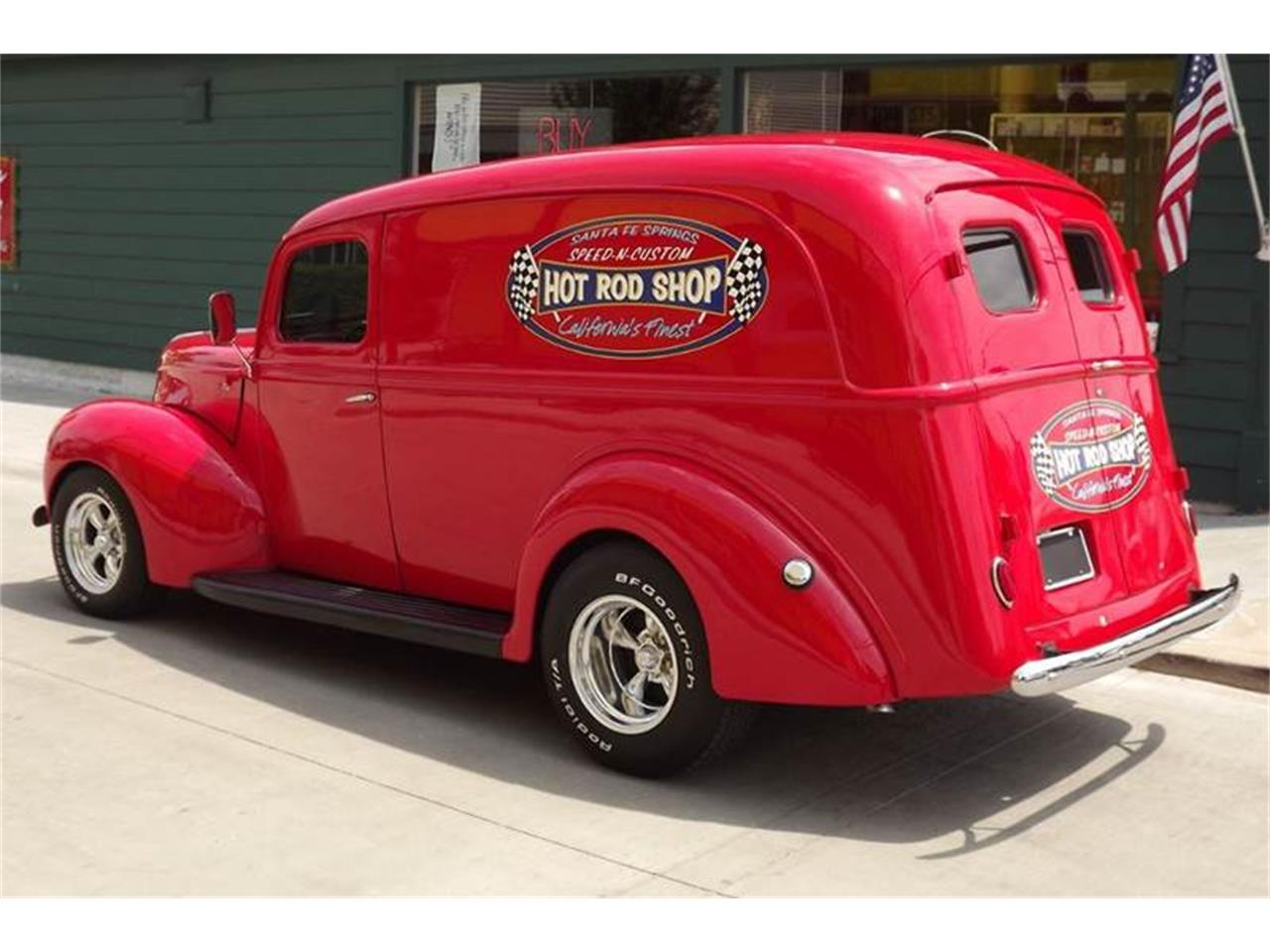 Large Picture of '40 Panel Truck - $39,900.00 - PNPA