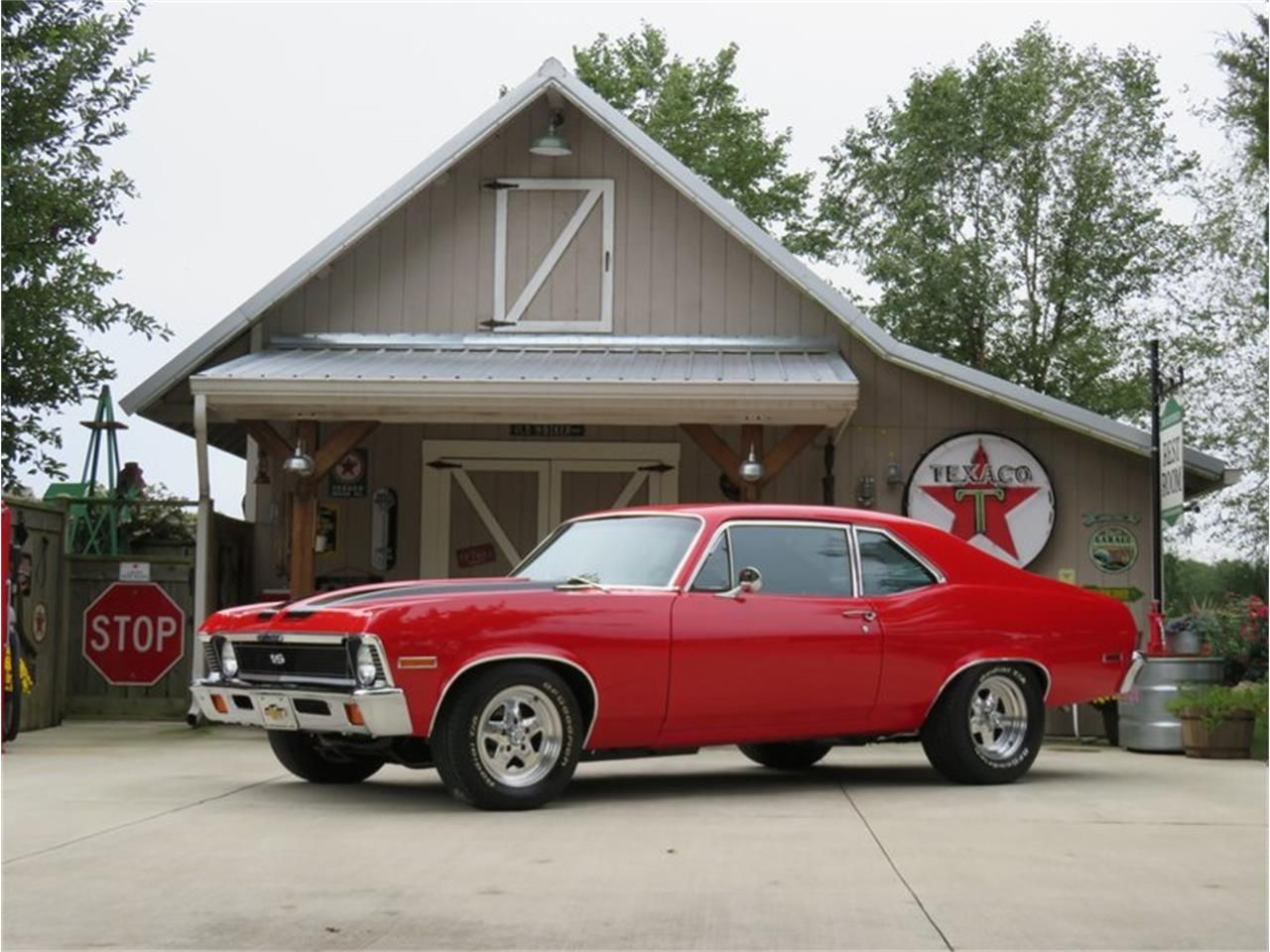 Large Picture of 1971 Nova Auction Vehicle - PNQ5
