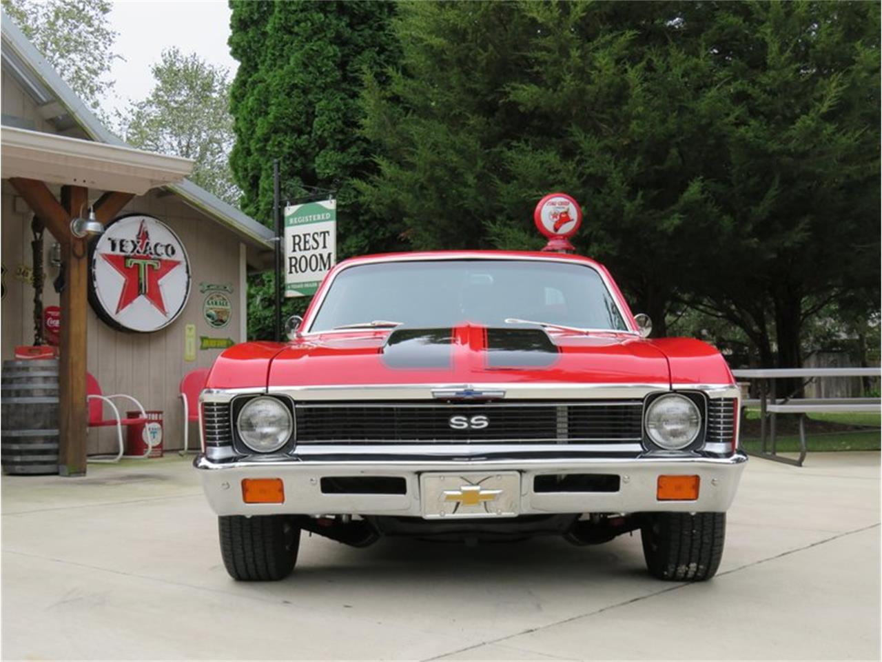 Large Picture of Classic '71 Chevrolet Nova Auction Vehicle Offered by Earlywine Auctions - PNQ5