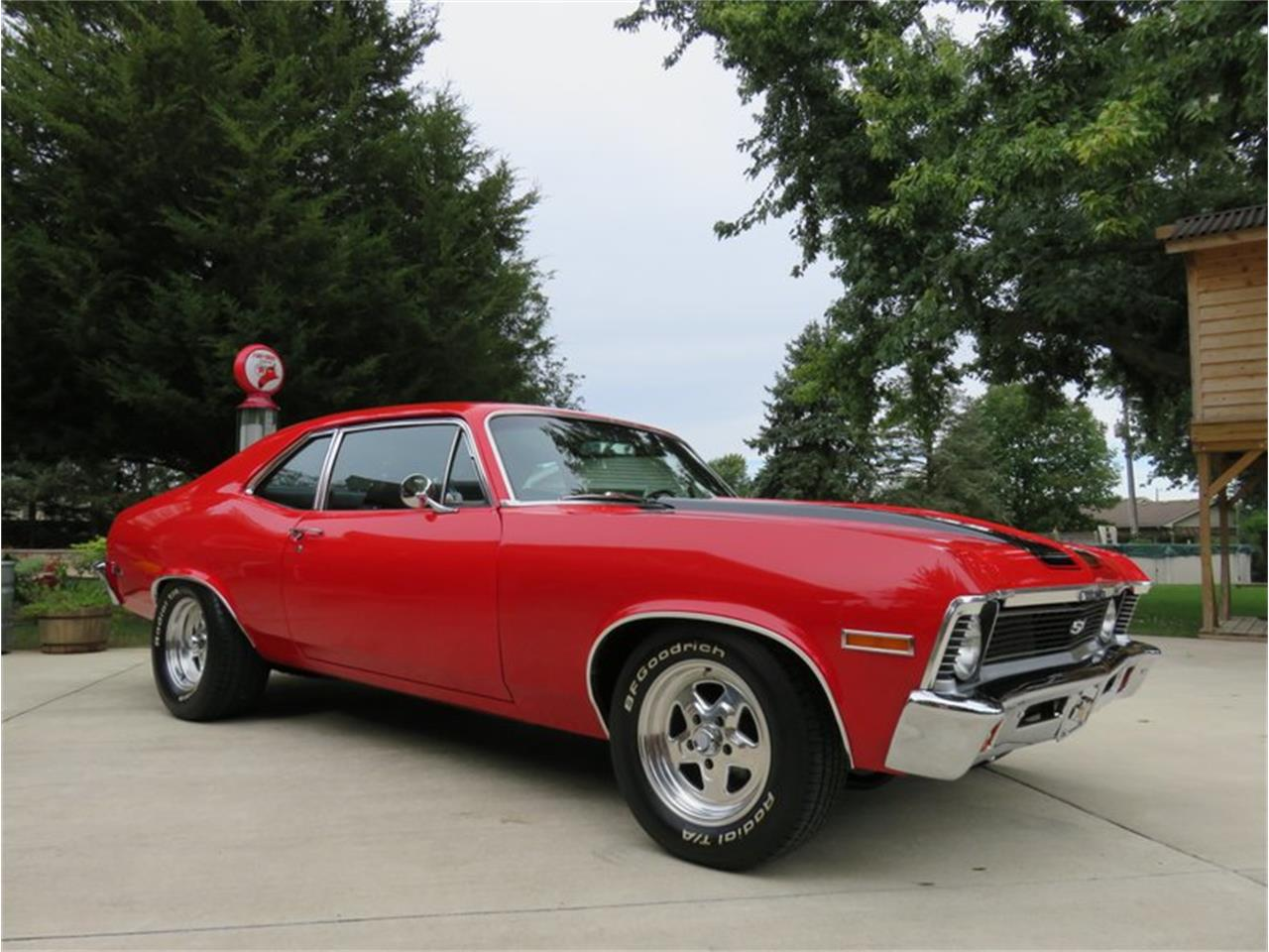 Large Picture of 1971 Chevrolet Nova - PNQ5