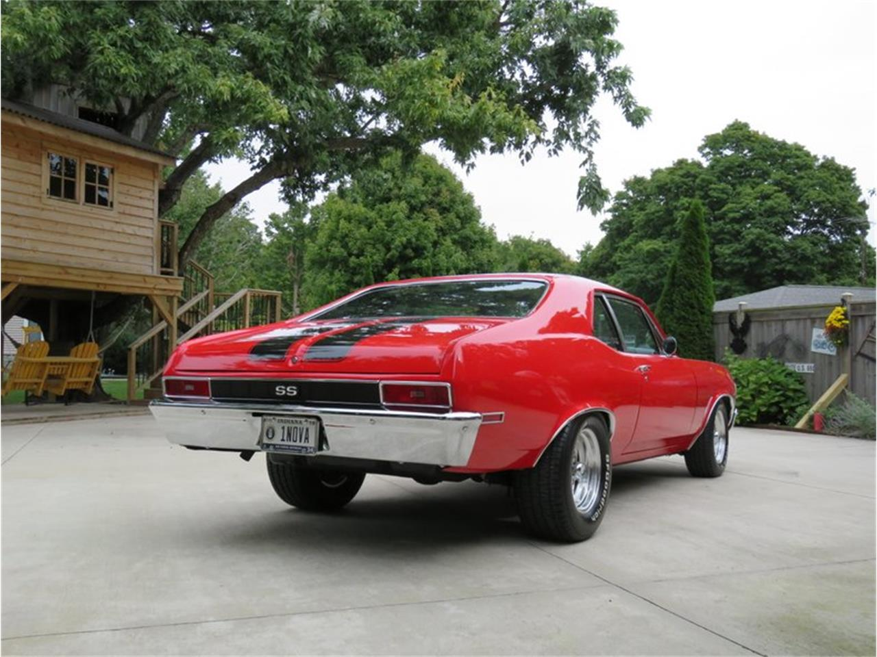 Large Picture of Classic 1971 Chevrolet Nova located in Kokomo Indiana Offered by Earlywine Auctions - PNQ5