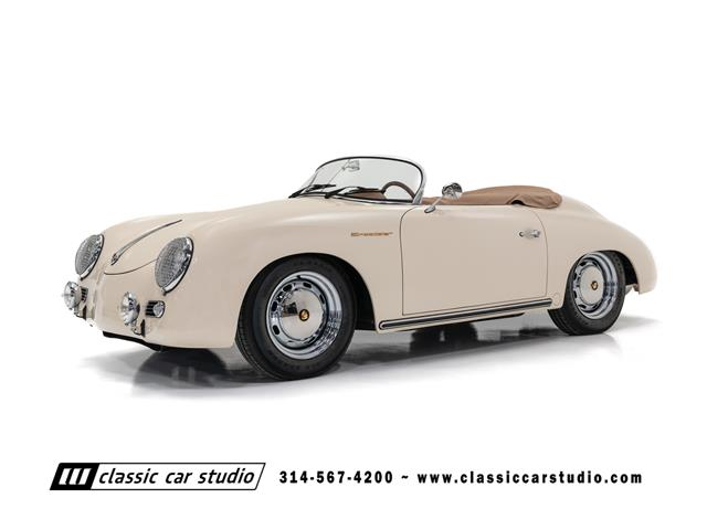 Picture of Classic '57 Porsche 356 located in Saint Louis Missouri - $49,900.00 - PNQG
