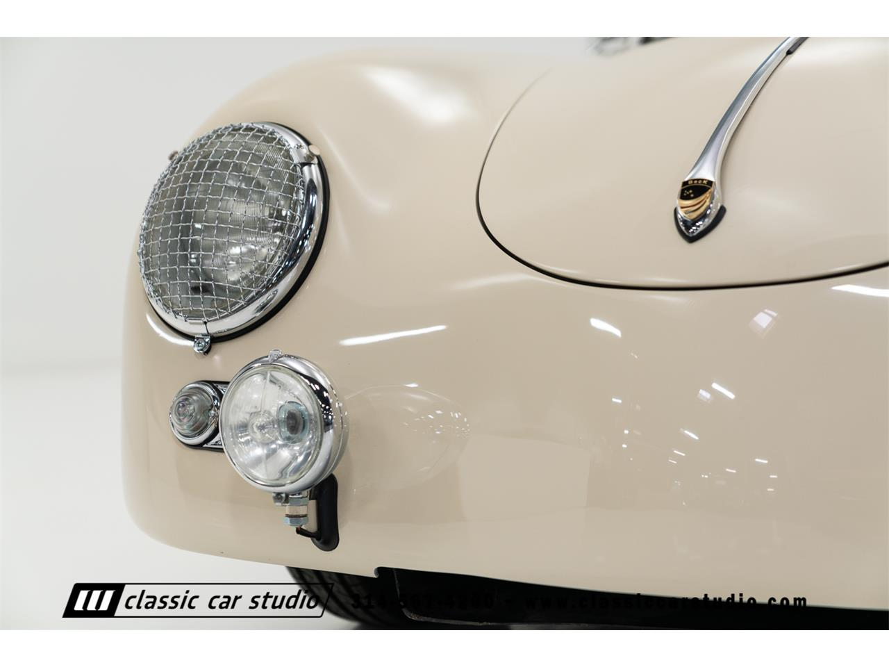 Large Picture of '57 Porsche 356 located in Saint Louis Missouri Offered by Classic Car Studio - PNQG