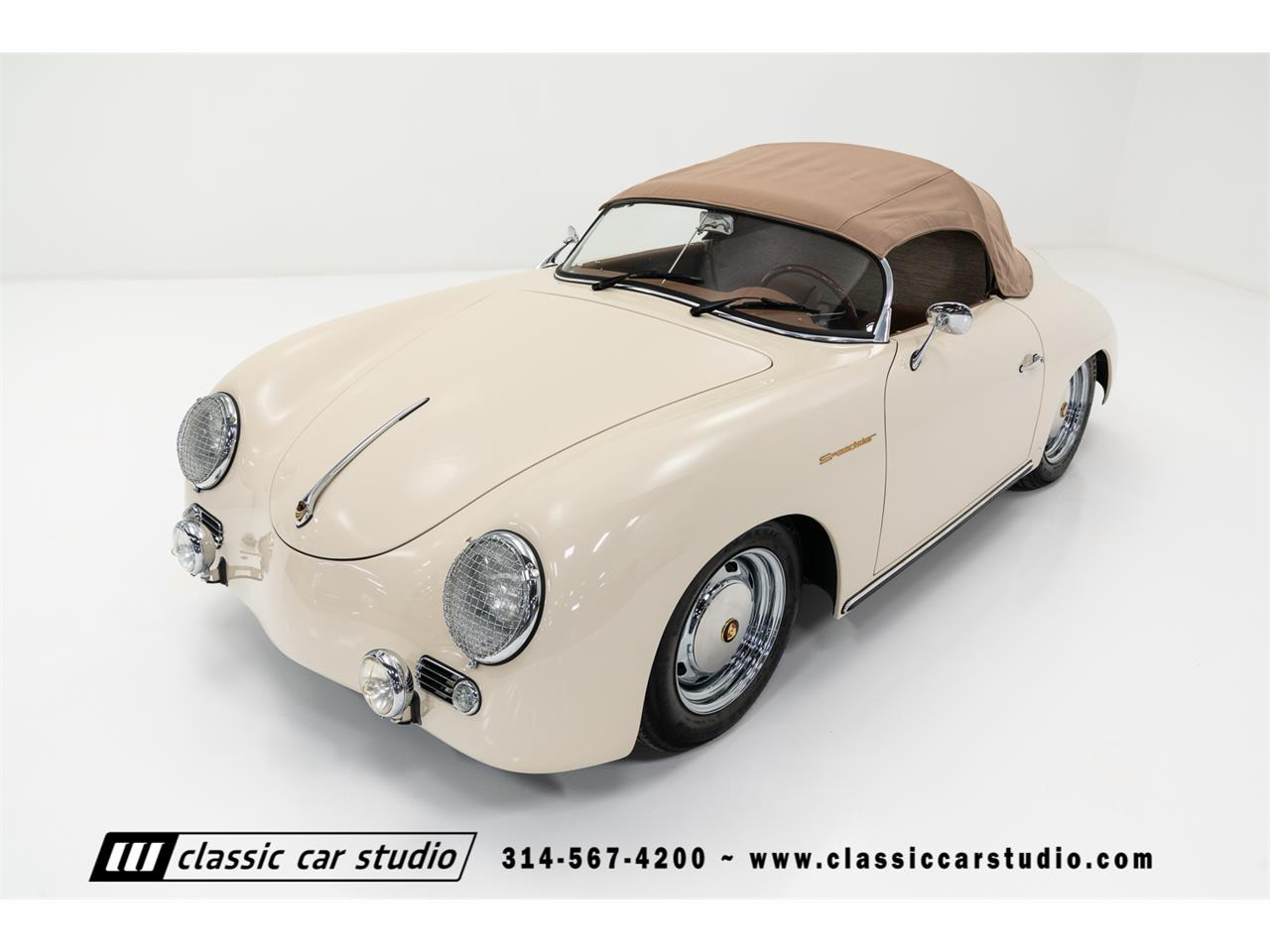 Large Picture of Classic 1957 Porsche 356 located in Missouri Offered by Classic Car Studio - PNQG