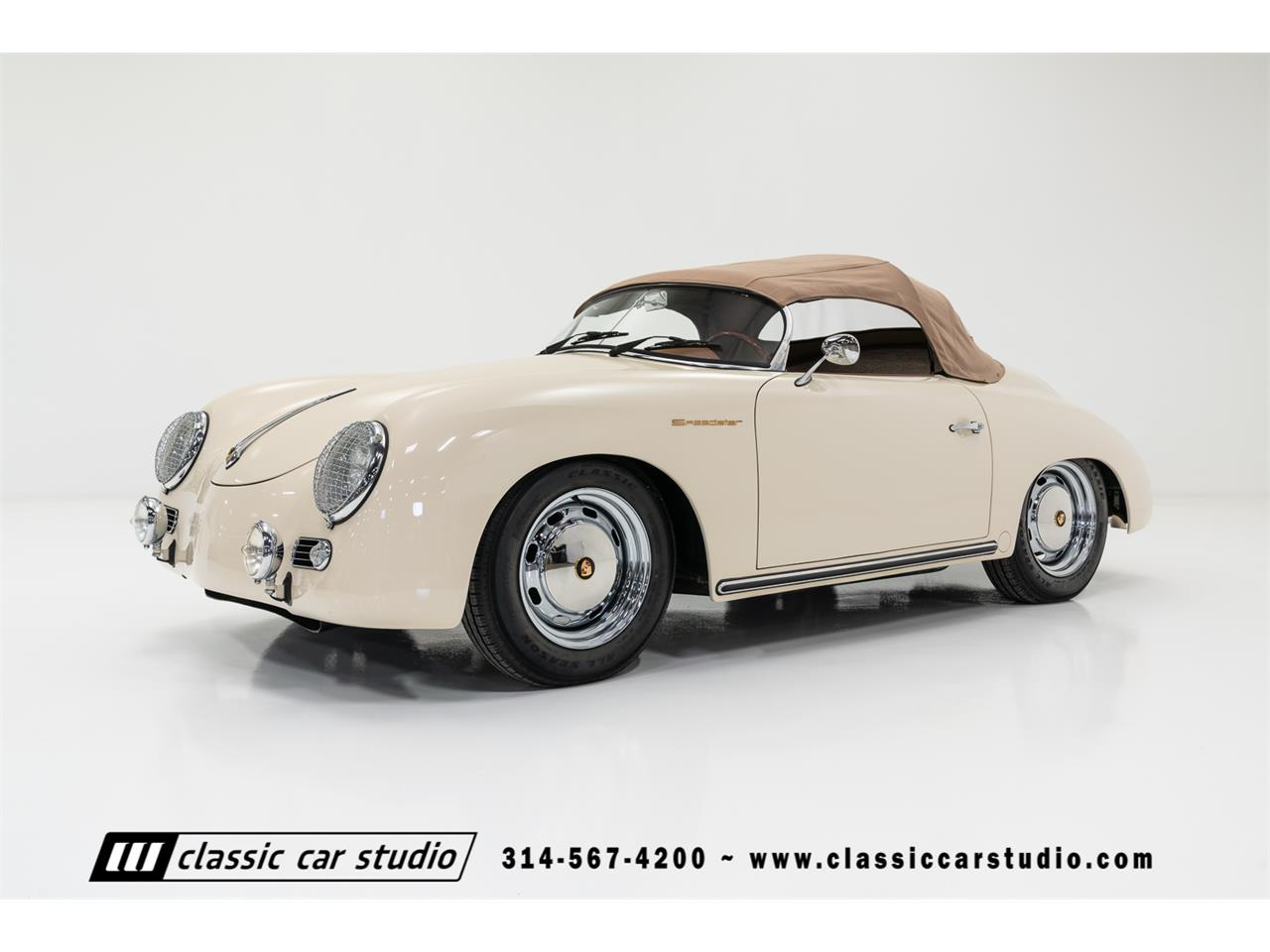 Large Picture of '57 356 Offered by Classic Car Studio - PNQG