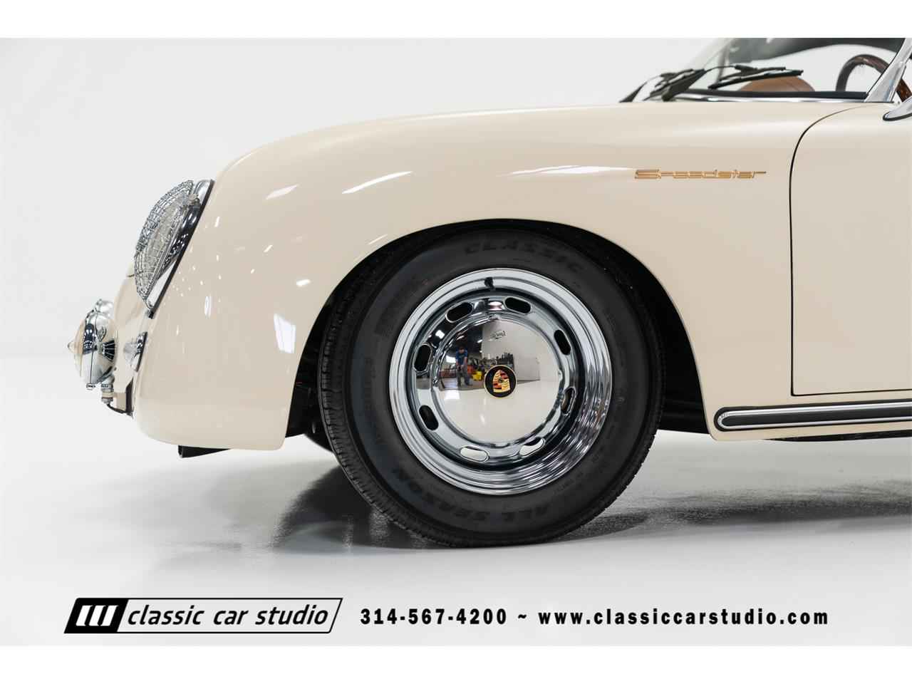 Large Picture of '57 356 - $49,900.00 Offered by Classic Car Studio - PNQG