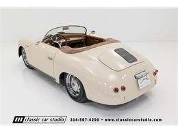 Picture of Classic 1957 Porsche 356 located in Saint Louis Missouri - PNQG