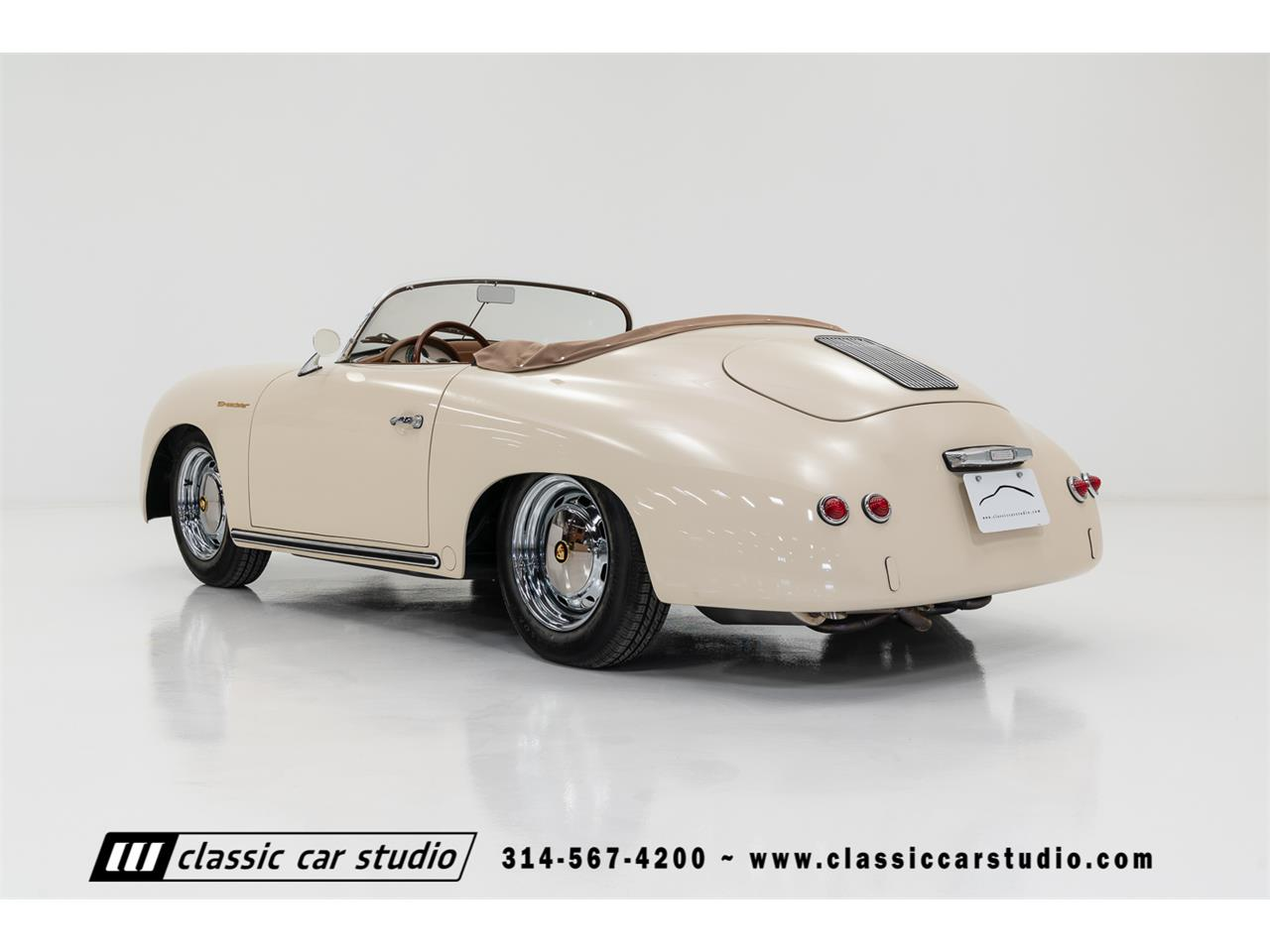 Large Picture of 1957 Porsche 356 located in Saint Louis Missouri - $49,900.00 - PNQG